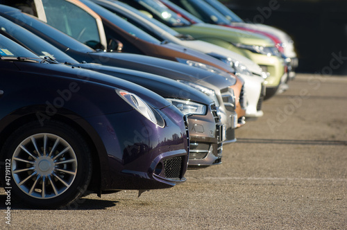 group of car - 47191122