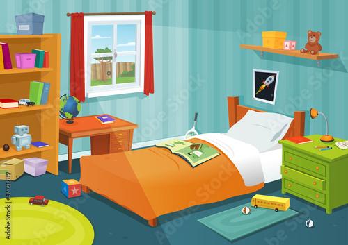 Some Kid Bedroom