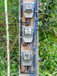 Electric meter group