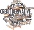 Word cloud for Credit derivative