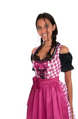 Wunderhübsche Frau im Dirndl | Bayerische Tracht
