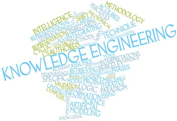 Word cloud for Knowledge engineering
