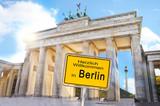 Herzlich willkommen in Berlin