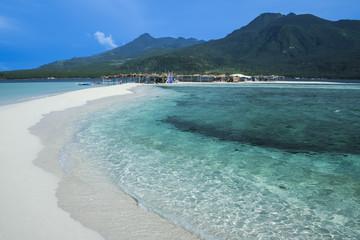 camiguin island white beach philippines