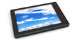 Tablet Pc in 3d