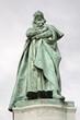 Budapest - king Bela IV - The Millennium Monument