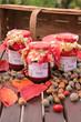 Home-made jam
