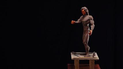 human body figurine