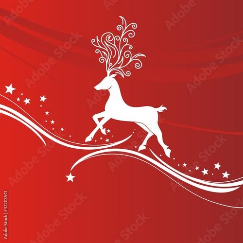 Buon Natale - renna