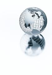 Elegant Globe Vertical