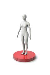 Display dummy - mannequin