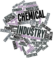 Word cloud for Chemical industry