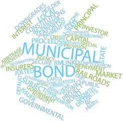 Word cloud for Municipal bond