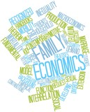 Word cloud for Family economics