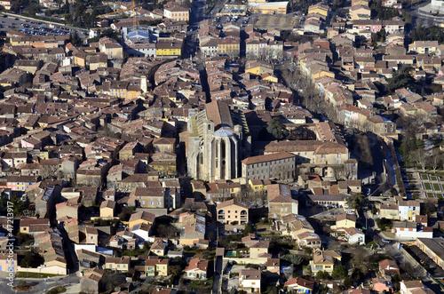 Saint-Maximin centre-ville