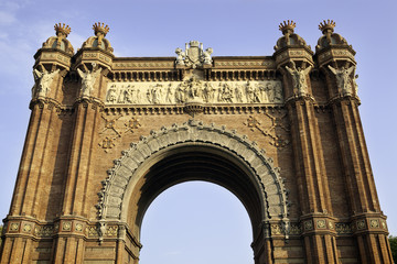 Arc de Triomf - Barcelona