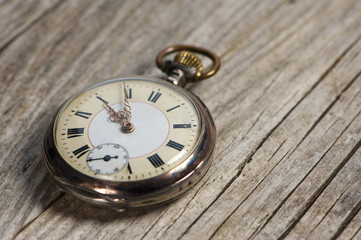 Old pocket watch - Alte Taschenuhr