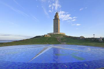 A Coruña - Torre de Hércules - Faro atlántico