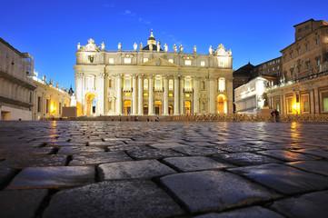 Basílica y Plaza de San Pedro - Vatican city - Vaticano