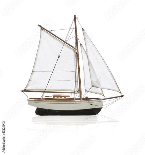 Modellsegelboot - 47224943
