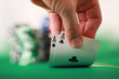 super Karten fürs Pokerspielen