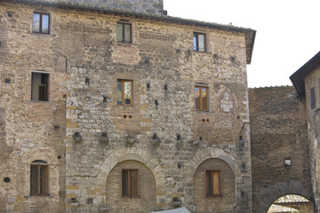 ITALIE FLORENCE TOSCANE SIENNE