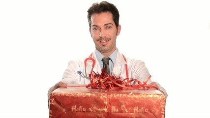 medical doctor with a gift