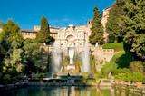 Fontane del Nettuno e dell' Organo at Villa D'este - Roma