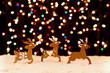 Gingerbread deers