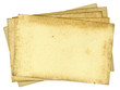 Dirty Old Paper Background Texture