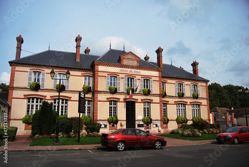 Hôtel de Ville français