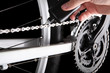 Bicycle chain oiling