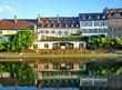 habitations sur les quais à Strasbourg