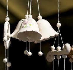 clay bells folk art and craft