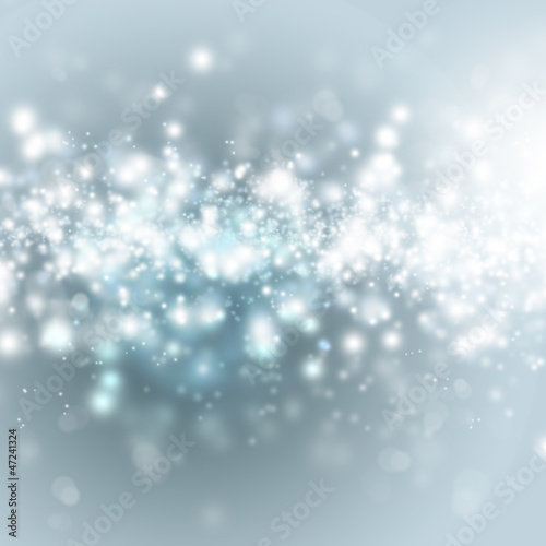 Bokeh abstract bright background
