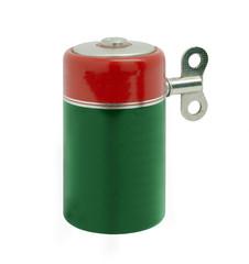 Battery Clockwork