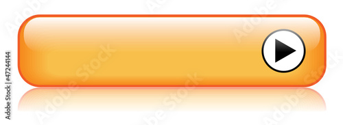 BLANK web button (square orange gel template)