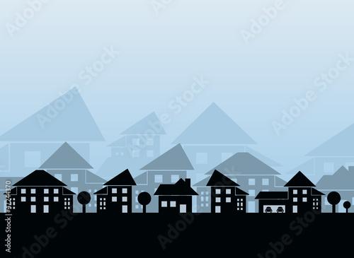 Estate skyline