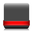 BLANK web button (square red gel template)