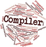 Word cloud for Compiler