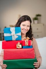 jede menge geschenke