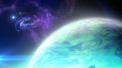 Far planet loop
