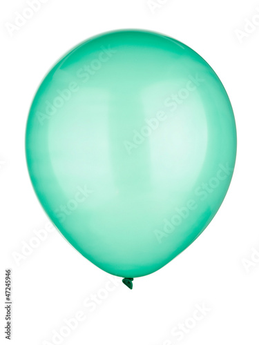 balloon festive birthday decoration