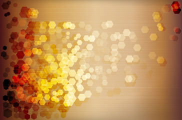 Abstract shiny background - vector file