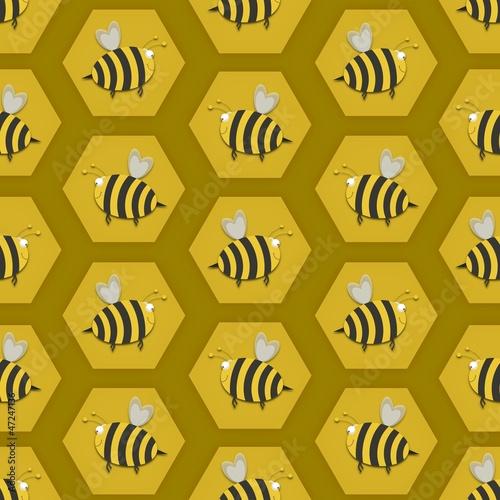 Seamless Beehive