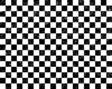 Szachownica (czarny)