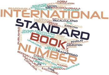 Word cloud for International Standard Book Number