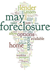 Avoid Home Foreclosure  Facing Foreclosure Some Options That May