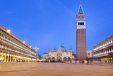 Piazza San Marco - Venice by night