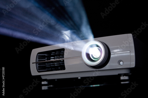 video projection spectacle - 47255181